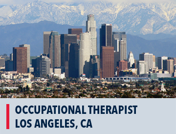 Occupational Therapist Job in Los Angeles, CA