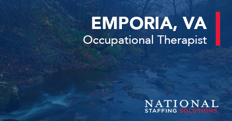 Occupational Therapy Job in Emporia, Virginia Image