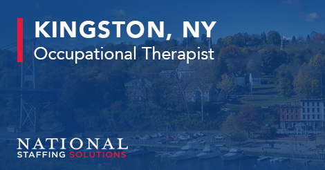Occupational Therapy Job in Kingston, New York Image