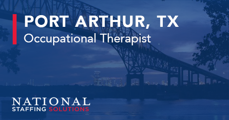 Occupational Therapy Job in Port Arthur, Texas Image