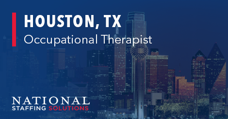 Occupational Therapy Job in Houston, Texas Image