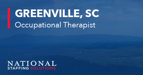 Occupational Therapy job in Greenville, South Carolina Image