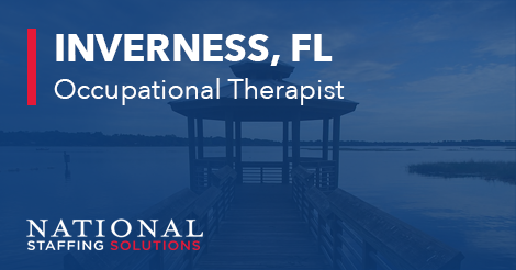 Occupational Therapy Job in Inverness, Florida Image