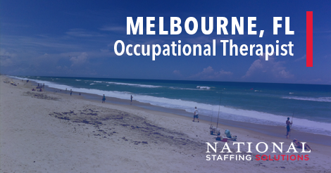 Occupational Therapy Job in Melbourne, Florida Image