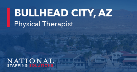 Physical Therapy Job in Bullhead City, Arizona Image