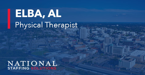 Physical Therapy job in Elba, Alabama Image