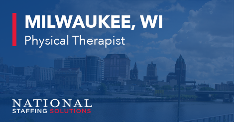 Physical Therapy Job in Milwaukee, Wisconsin Image