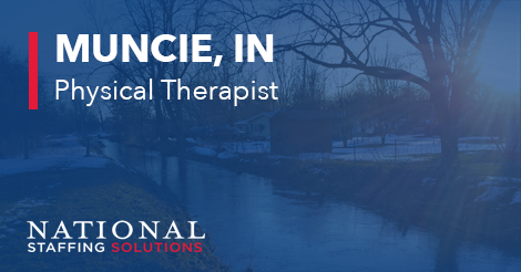 Physical Therapy Job in Muncie, Indiana Image