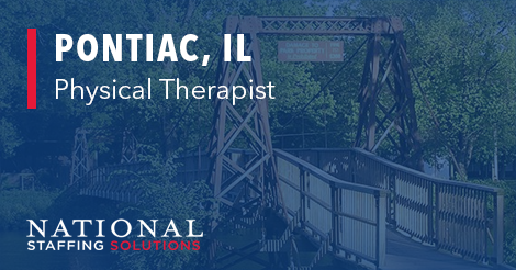 Physical Therapy Job in Pontiac, Illinois Image