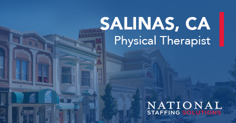 Physical Therapy Job in Salinas, California Image
