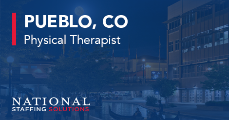 Physical Therapy job in Pueblo, Colorado Image