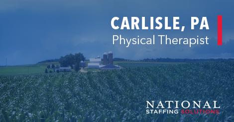 Physical Therapy Job in Carlisle, Pennsylvania Image