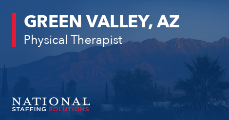 Physical Therapy job in Green Valley, Arizona Image