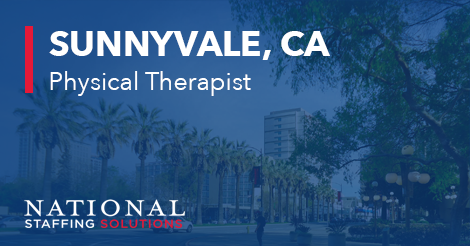 Physical Therapy job in Sunnyvale, California Image