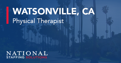 Physical Therapy job in Watsonville, California Image