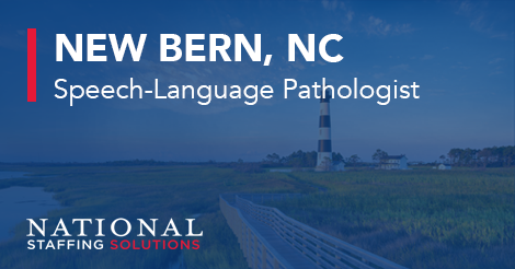 Speech-Language Pathology Job in New Bern, North Carolina Image