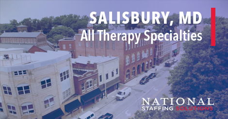 All therapy specialty job Salisbury, Maryland Image