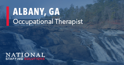 Occupational Therapy Job in Albany, Georgia Image