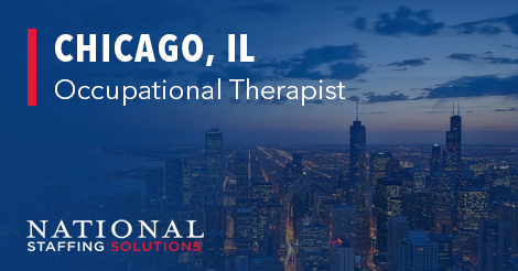 Occupational Therapy Job in Chicago, Illinois Image