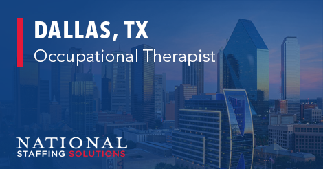 Occupational Therapy job in Dallas, Texas Image