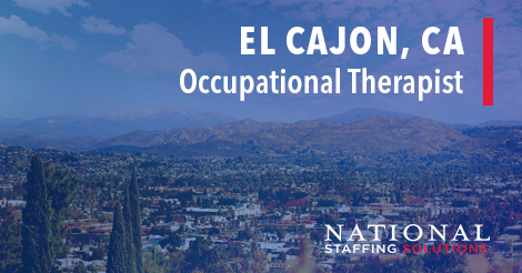 Occupational Therapy Job in El Cajon, California Image