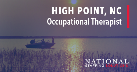 Occupational Therapy Job in High Point, North Carolina Image