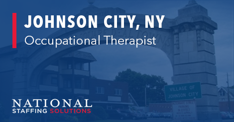 Occupational Therapy Job in Johnson City, New York Image