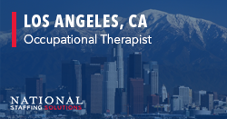 Occupational Therapy Job in Los Angeles, California Image