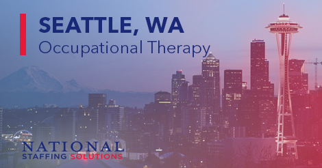 Occupational Therapy Job in Seattle, Washington Image