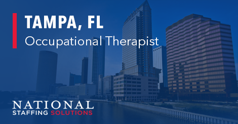 Occupational Therapy job in Tampa, Florida Image