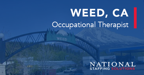 Occupational Therapy Job in Weed, California Image