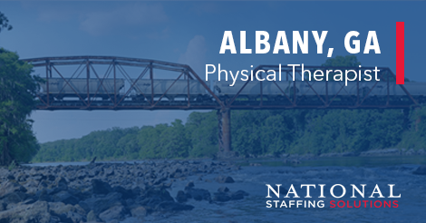Physical Therapy Jobs in Albany, Georgia Image