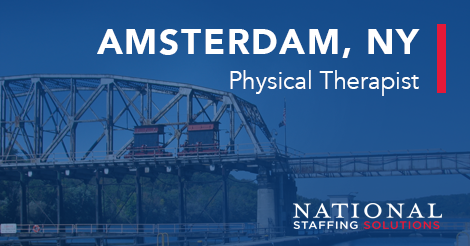 Physical Therapy Job in Amsterdam, New York Image