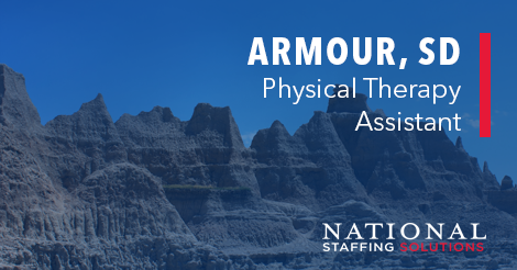 Physical Therapy Assistant Job in Armour, South Dakota Image