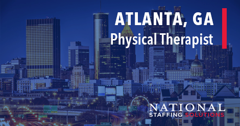 Physical Therapy Job in Atlanta, Georgia Image