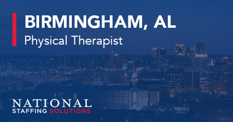 Physical Therapy job in Birmingham, Alabama Image