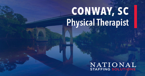 Physical Therapy Job in Conway, South Carolina Image