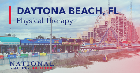 Physical Therapy Job in Daytona Beach, Florida Image