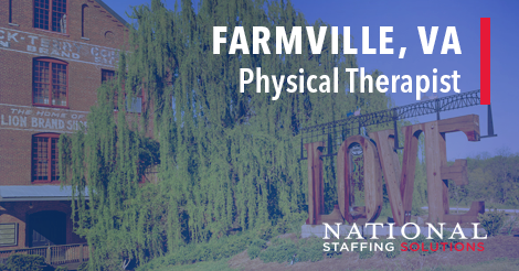 Physical Therapy Job at Farmville, Virginia Image