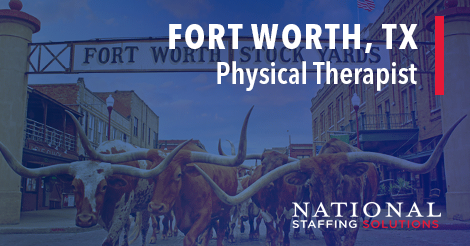 Physical Therapy Job in Fort Worth, Texas Image