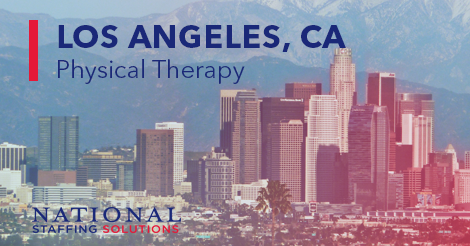 Physical therapy job in Los Angeles, California Image