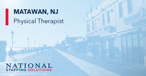 Physical Therapy Job in Matawan, New Jersey Image