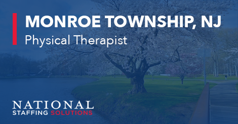 Physical Therapy Job in Monroe Township, New Jersey Image