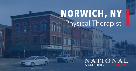 Physical Therapy job in Norwich, New York Image