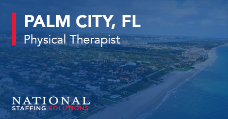 Physical Therapy Job in Palm City, Florida Image