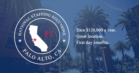 Physical Therapy Job in Palo Alto, California Image
