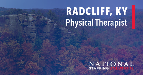 Physical Therapy job in Radcliff, Kentucky Image