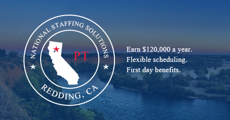 Physical Therapy Job in Redding, California Image