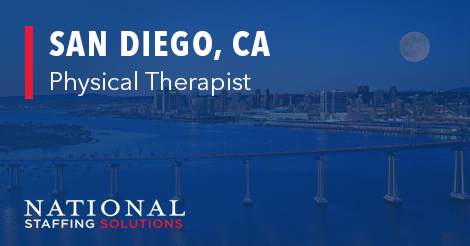 Physical Therapy Job in San Diego, California Image