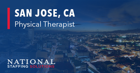 Physical Therapy Job in San Jose, California Image